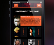 Nyff iphone app independent directors