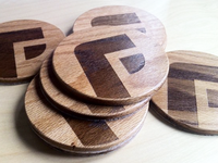 Focus Lab Coasters