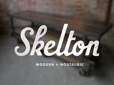 Skelton_logotype