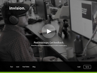 InVision Website