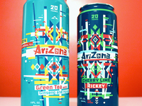 Arizona Iced Tea Rebrand