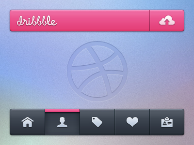 Dribbble_android2