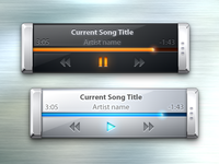 Audioplayer Widget