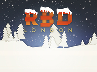 RBD London Christmas