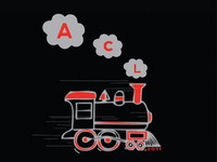 Train Design for a Kids T.
