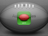 AFL Aussie Rules LIVE 2011 Icon