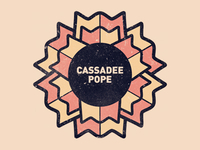 Cassadee Pope Flower Pattern
