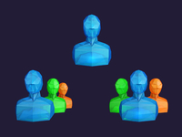 People & Group Icons