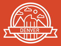 Denver Badge