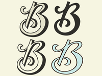 Logo type for braydenlove.com