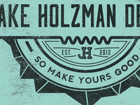 Jake Holzman Design - Badge