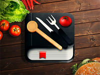 Cookbook iOS App Icon