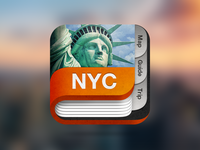 NYC Guide App Icon