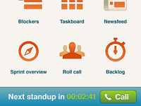Standup dashboard