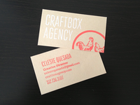 Craftbox Cards