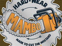 Hard Wear Mambo t-shirt