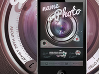 [ name a Photo ] New! My APP!