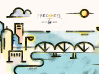 Freewheel Illustration