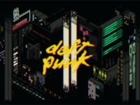 DAFT PUNK | BROKEN CITIES