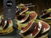 Patisserie Sarina | Website