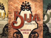 Bija Tea Packaging