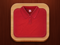 Polo shirt App Icon
