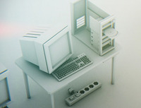 Low Poly PC
