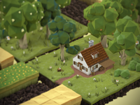 »Let's Talk about Soil!« (5 minutes of 3D animation)