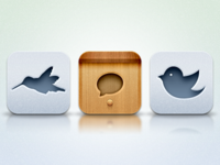 Flurry Icons