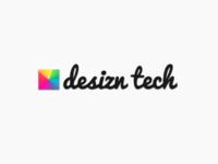 Desizn Tech's New Logo