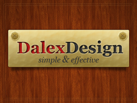 Logo Blog Dalex Design