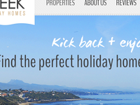 Vacation Homes Site