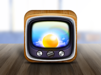 Weather News Icon
