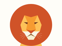 365 Illustrations: Lion