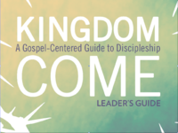Discipleship Book Cover