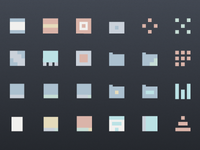 Interface icons 2