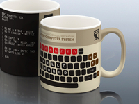 Hello World BBC Micro Mug