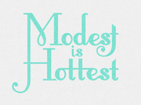 Modest_is_hottest_2_teaser