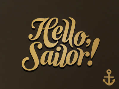 Hello_sailor