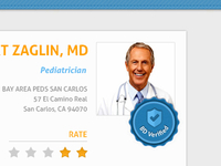 BestDoctor - Website Design