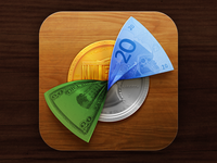 Denominations App Icon - iOS