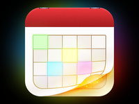 Fantastical App Icon - iOS