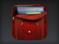 iOS App Icon Design: iHomework