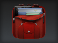 Mac App Icon Design: iHomework