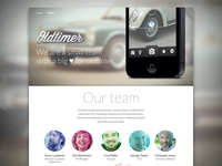 Oldtimer – Website – About