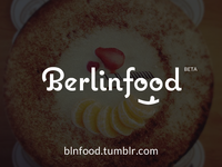Berlinfood – First steps