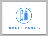Ruler Pencil - Logo