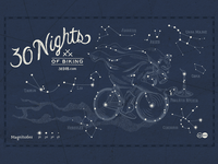 30 Nights of Biking