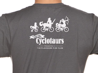 Cyclotaur Shirt - Back