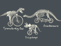 Cyclosaurs Family
